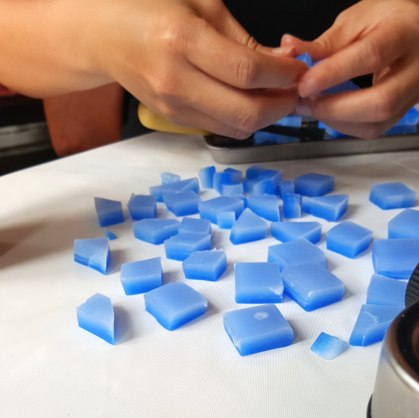 Candle Wax Blocks